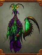 Konzept Mantis