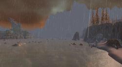 Bucht der Stürme