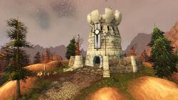 Turm der Kronenwache Cata