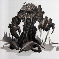 Konzept: Mutierte Kreatur