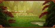 Tempel von Katmogu Konzept