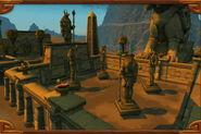 Konzept Arena der Tol'vir