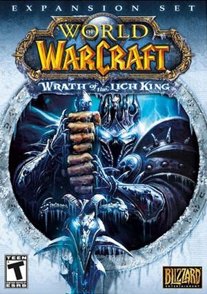 WotLK Cover
