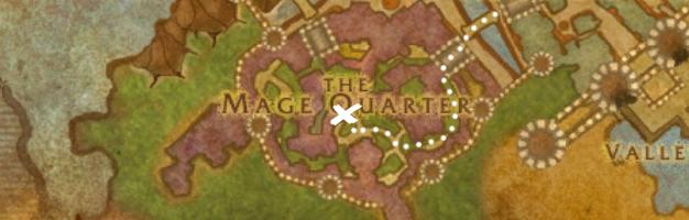 Kurios-map