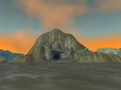 Schuppenbarts Höhle