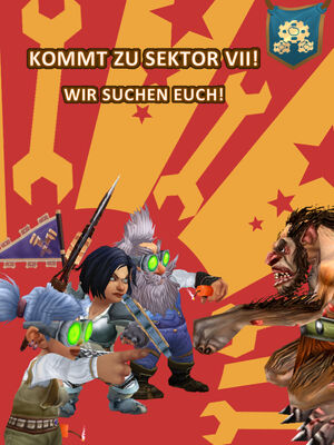 Sektor VII Plakat