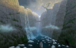 Heulender Fjord