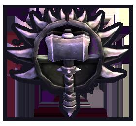 Schattenhammer Symbol