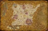 Silithus Karte Cataclysm