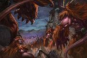 Krieg der Satyrn