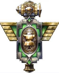 Wappen Eisenschmiedezwerge