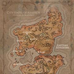Stadtstaaten Arathors