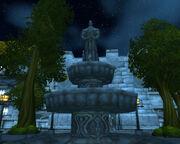 Faols Statue