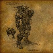 Tier11 Hunter concept art