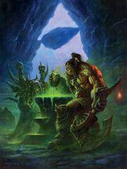 Blutfluch der Orcs