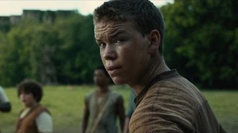 Maze Runner Trailer 2 Deutsch