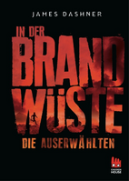Cover In der Brandwüste