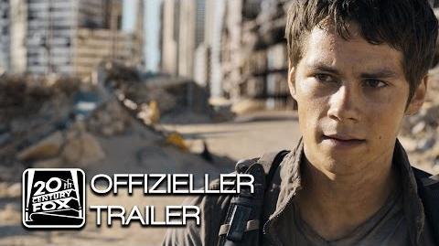 Maze Runner - Die Auserwählten in der Brandwüste Trailer 2 Deutsch HD Scorch Trials