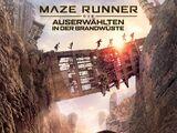 Maze Runner – Die Auserwählten in der Brandwüste