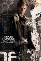 Newt Poster Death Cure