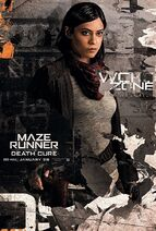 Brenda DeathCure Poster