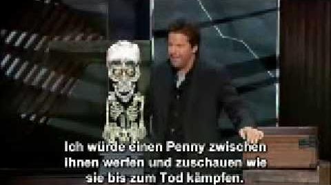 Achmed the dead terrorist (deutsche untertitel)