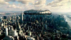 Das Mutterschiff in New York