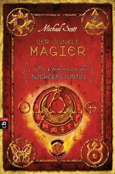 Der dunkle Magier - Cover