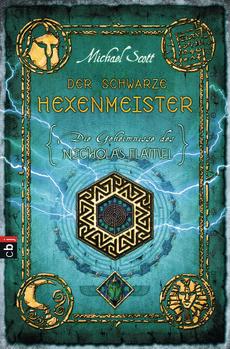 Der schwarze Hexenmeister - Cover