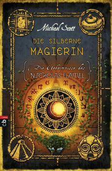 Die silberne Magierin - Cover