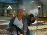 Die Hard 5 promo