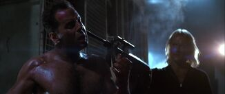 DH1 - Karl finds McClane