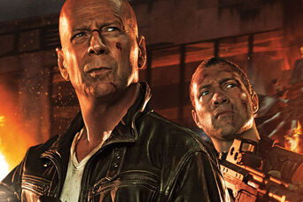 Die hard 5 poster bruce willis