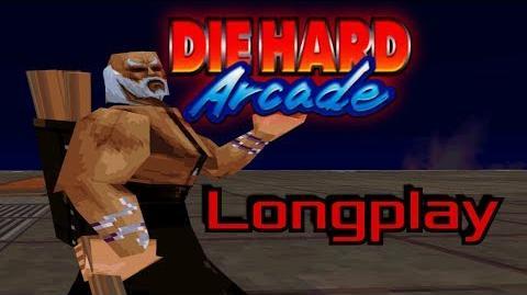 Die Hard Arcade (Dynamite Deka) Longplay 1080p 60fps