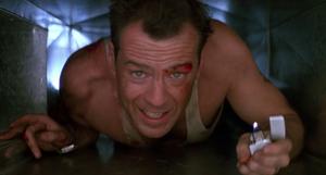 Slider-John McClane