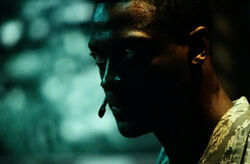 Aldis Hodge in A Good Day to Die Hard