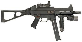 UMP-45 Ironman