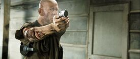 Mclane kills thug