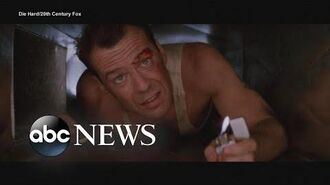 Studio behind 'Die Hard' releases new trailer to address Christmas-movie debate
