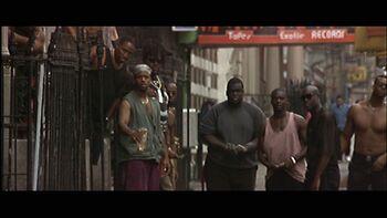 Harlem thugs