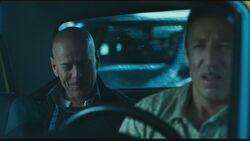 McClane russian cab