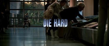 Die Hard title