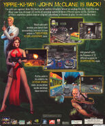 DH Trilogy 2 Viva Las Vegas backcover of game