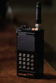 Die Hard - Kenwood CB radio