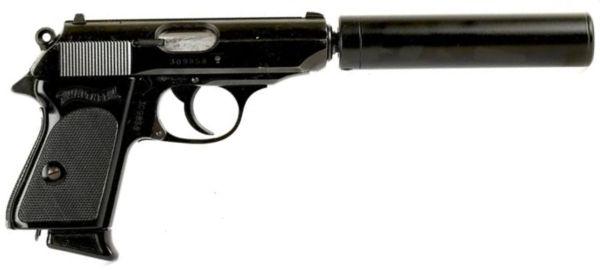 Walther PPK | Die Hard Wiki | FANDOM powered by Wikia