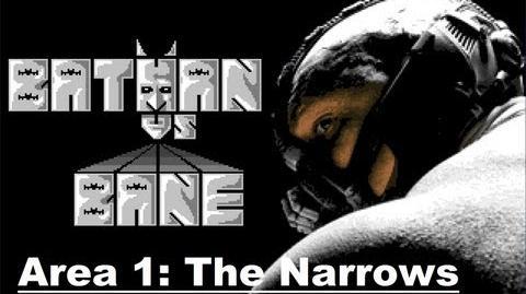 Batman vs Bane - Area 1 100%