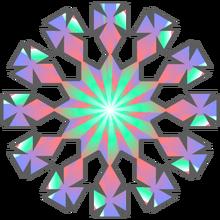 Kaleidoscopic Polygon