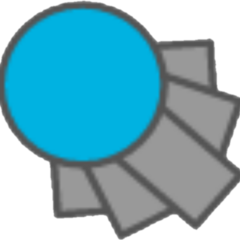 Isolated design of the Penta Shot