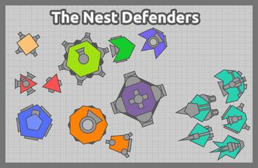 Diep.io.NestDefender Profile