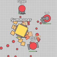 Team tấn công Summoner